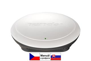 TENDA Wireless-N Access Point W301A 802.11b/g/n, 300 Mb/s, 1x GbE LAN, PoE, 2x Int. Ant. 3 dBi