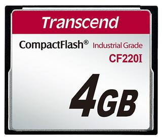 Transcend CF220I 4GB Industrial