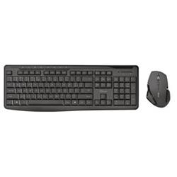 Trust Evo Silent Wireless Keyboard & Mouse CZ/SK