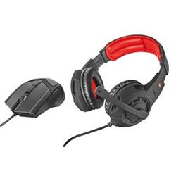 Trust GXT 784 Gaming Headset & Mouse set
