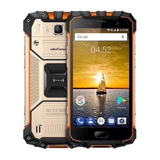 """UleFone smartphone Armor 2 5"""" Golden 6/64GB Android 7 4G LTE"""