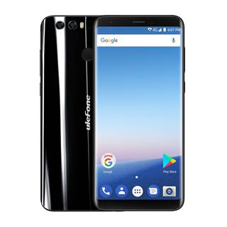 "UleFone smartphone MIX 2 5.7"" Black 2/16GB Android 7"