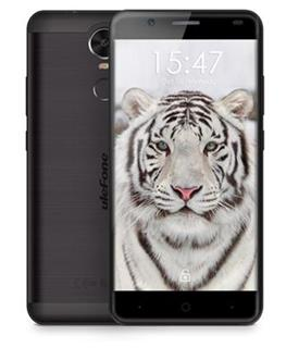 "UleFone Tiger 5,5"" Black, Android 6"