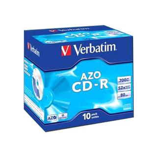 Verbatim CD-R 700MB/80MIN 52x 10-PACK
