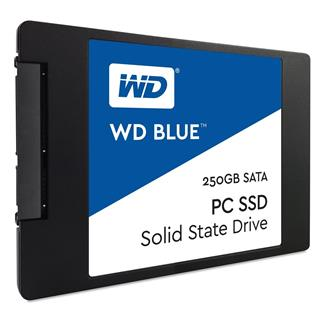 WD Blue SSD disk 250GB