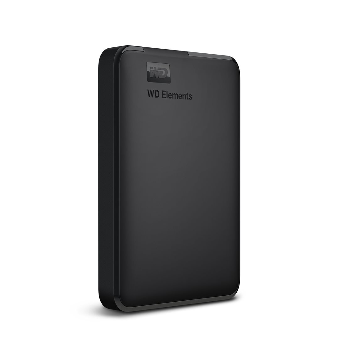 7c18d2943 WD Elements Portable 1TB Black