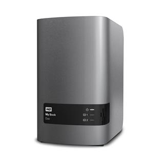 "WD My Book DUO 12TB Ext. 3.5"" USB3.0 (dual drive) RAID"