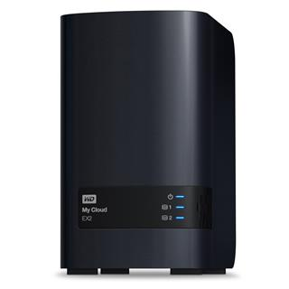 WD My CLOUD EX 2 ultra, 4TB (2x2TB)