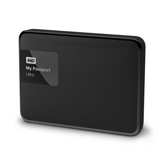 WD My Passport Ultra 1,5TB Black