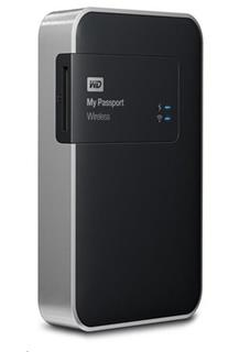 "WD My Passport Wireless 2TB Ext. 2.5"" USB3.0, Black"