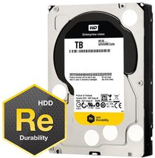 Western Digital RE4 500GB, 3,5'', SATA, 64MB, WD5003ABYZ
