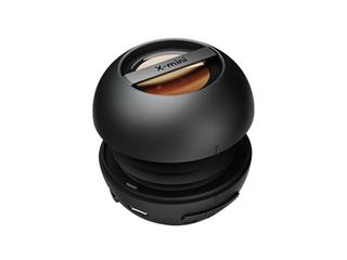 X-mini KAI2 bluetooh capsule speaker, ceramic, gun metal