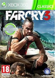 Xbox 360 - Far Cry 3 (Classics)
