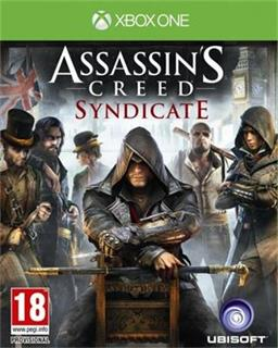 XBOX ONE Assassin's Creed Syndicate: Special Edition USX300272)