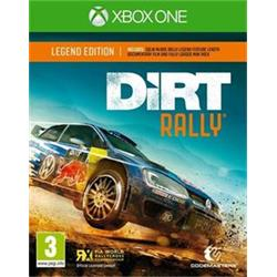 Xbox One -  DiRT Rally: Legend Edition