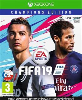 Xbox One - FIFA 19 Champions Edition