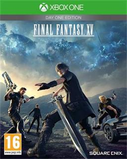 XBOX ONE Final Fantasy XV