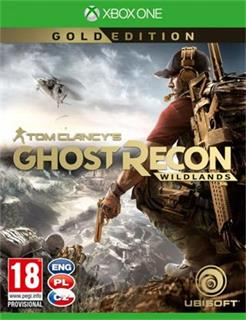 Xbox One - Tom Clancys Ghost Recon: Wildlands (GOLD)