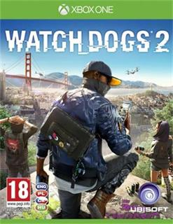 XBOX ONE Watch Dogs 2 (San Francisco Edition)