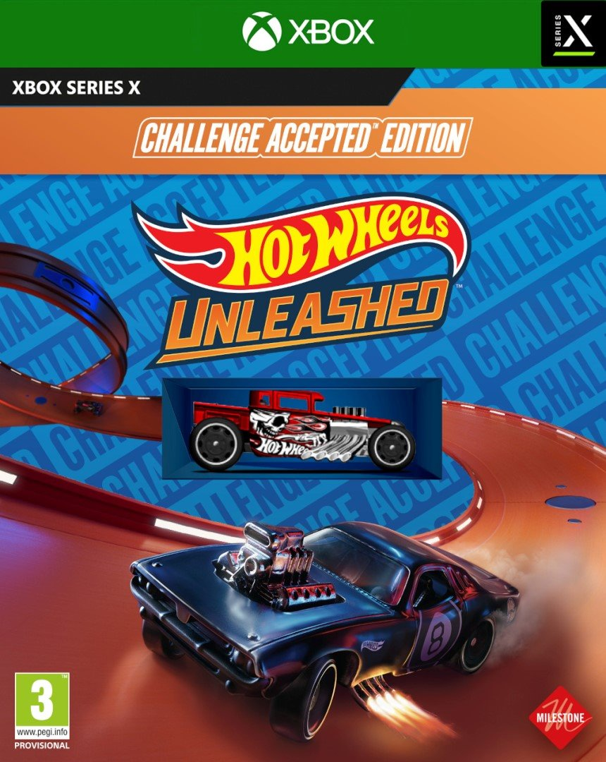 Xbox X/S - Hot Wheels Unleashed Challenge Accepted Ed.
