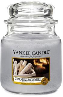 Yankee Candle Cracling wood fire 411g