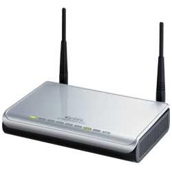 ZyXel Prestige P-336M - 802.11g 108Mbps MIMO Wireless Router